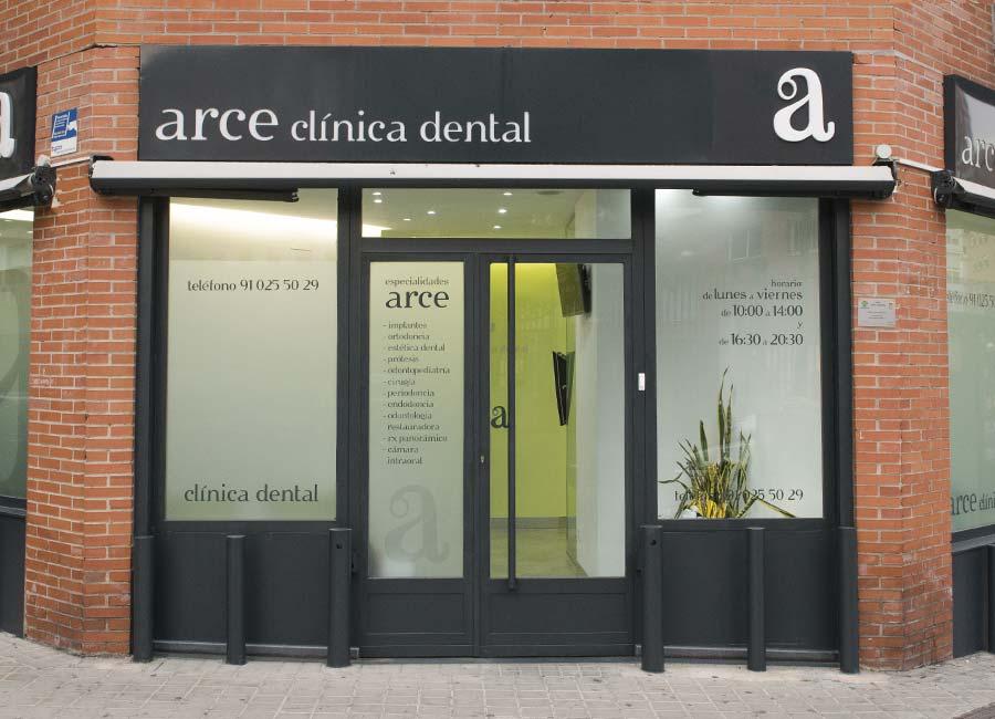 Clínica Dental Arce