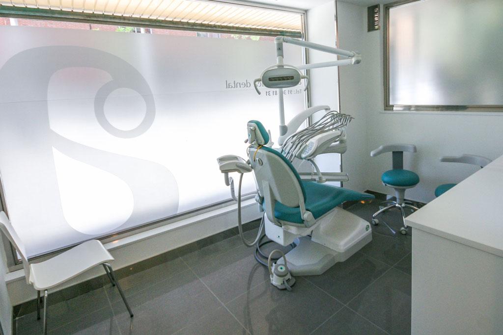 Instalaciones dentales en Madrid Latina