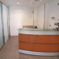 Entrada clínicas dentales Arce