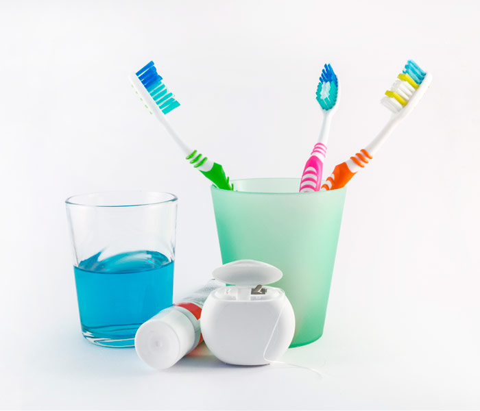 Mala higiene dental