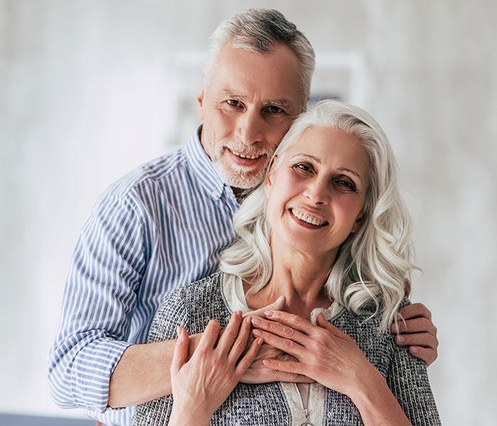 Prótesis dentales en personas mayores