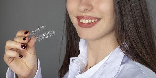 Paciente ortodoncia Invisalign